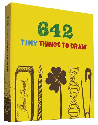 642 Tiny Things to Draw Cover Image