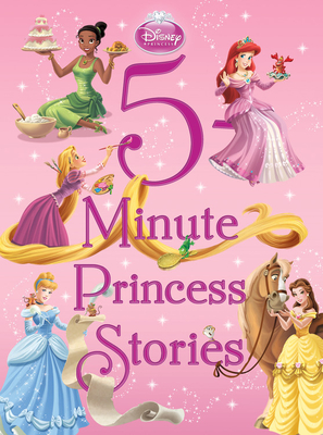 5-Minute Princess Stories (5-Minute Stories) Cover Image
