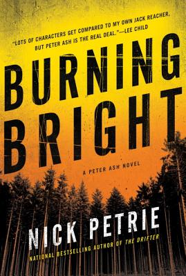 Burning Bright (Peter Ash Novel #2) Cover Image