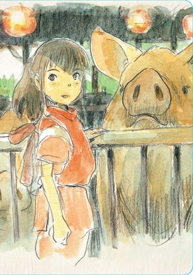 Spirited Away Journal Cover Image