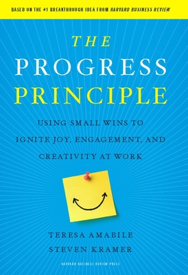 The Progress Principle Cover