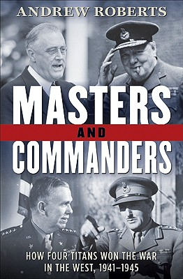 Masters and Commanders Cover