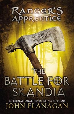 The Battle for Skandia: Book 4 (Ranger's Apprentice #4) Cover Image