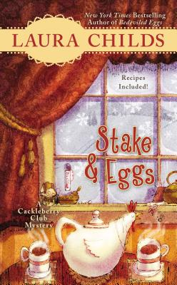 Stake & Eggs (A Cackleberry Club Mystery #4) Cover Image