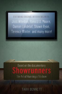 Showrunners: The Art of Running a TV Show Cover Image