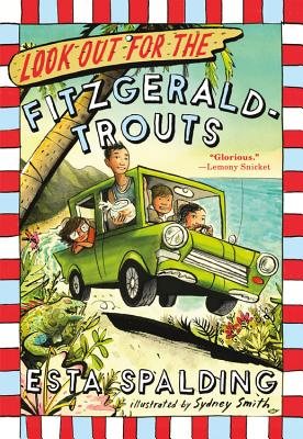 Look Out for the Fitzgerald-Trouts Cover Image