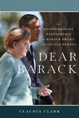 Cover for Dear Barack