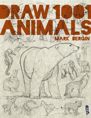 Cover for Draw 1001 Animals, 1