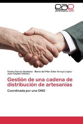 Gestion de Una Cadena de Distribucion de Artesanias Cover Image