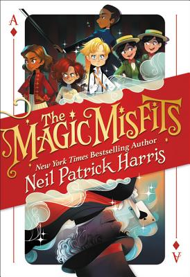 The Magic Misfits Cover Image