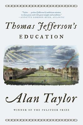Thomas Jefferson's Education Cover Image