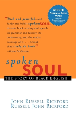 Spoken Soul: The Story of Black English Cover Image