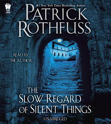 The Slow Regard of Silent Things Cover Image