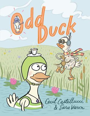 Odd Duck Cover Image