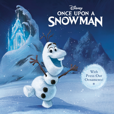 Once Upon a Snowman (Disney Frozen) (Pictureback(R)) Cover Image