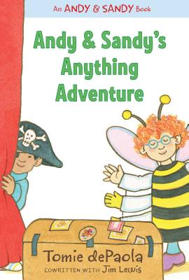 Andy & Sandy's Anything Adventure (An Andy & Sandy Book) Cover Image