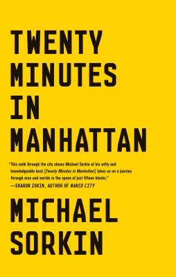 Twenty Minutes in Manhattan Cover Image