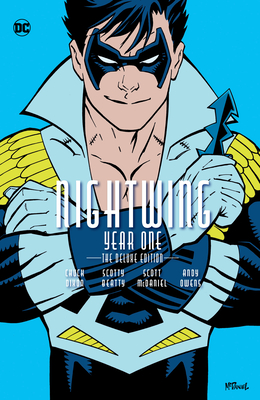 Nightwing: Year One Deluxe Edition Cover Image