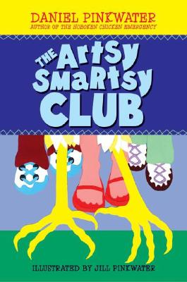 The Artsy Smartsy Club Cover