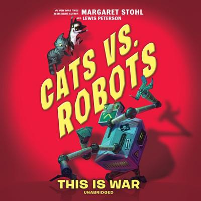 Cats vs. Robots: This Is War Cover Image