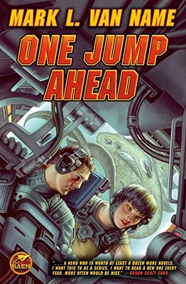 One Jump Ahead (Jon & Lobo  #1) Cover Image