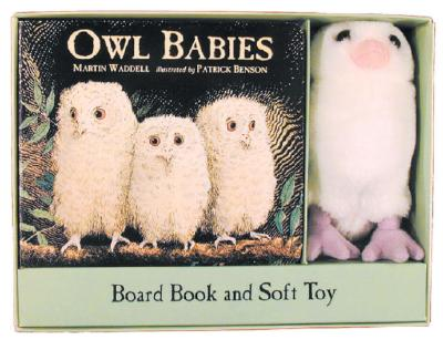 Owl Babies: Book and Toy Gift Set [With Stuffed Owl] Cover Image