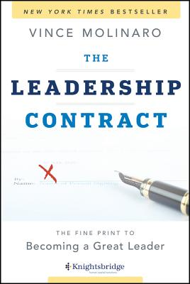 The Leadership Contract Cover