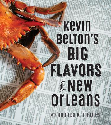 Kevin Belton's Big Flavors of New Orlean Cover Image