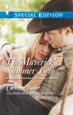 The Maverick's Summer Love Cover