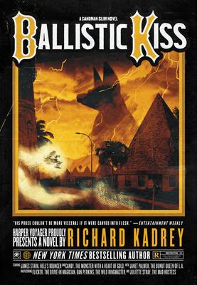 Ballistic Kiss: A Sandman Slim Novel Cover Image