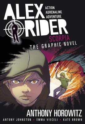 Scorpia: An Alex Rider Graphic Novel Cover Image