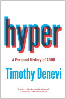 Hyper: A Personal History of ADHD Cover Image
