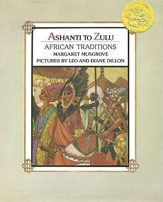 Ashanti to Zulu Cover