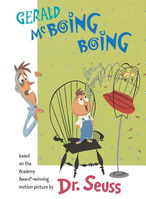 Gerald McBoing Boing (Classic Seuss) Cover Image