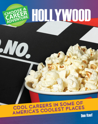 Choose a Career Adventure in Hollywood Cover Image