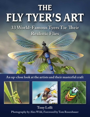 Cover for The Fly Tyer's Art