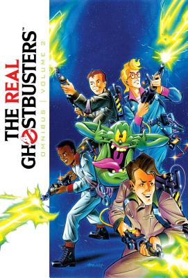 The Real Ghostbusters Omnibus Volume 2 Cover Image