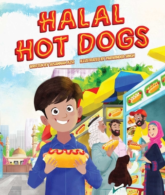 Halal Hot Dogs Cover Image
