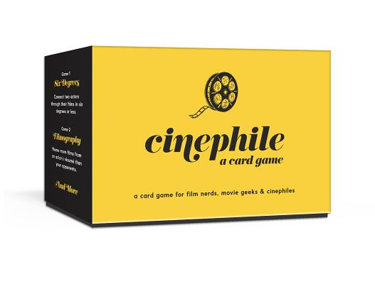 Cinephile: A Card Game Cover Image