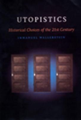 Utopistics Cover