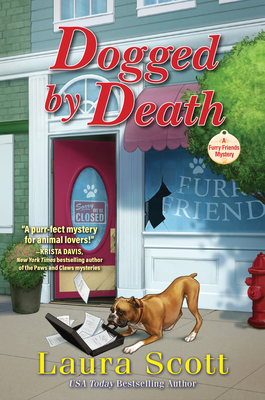 Dogged by Death: A Furry Friends Mystery Cover Image