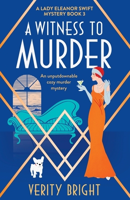 A Witness to Murder: An unputdownable cozy murder mystery cover
