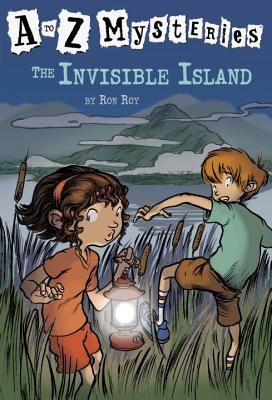 The Invisible Island Cover