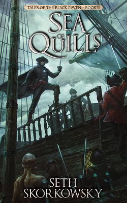 Cover for Sea of Quills