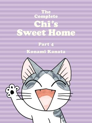 The Complete Chi's Sweet Home, 4 Cover Image