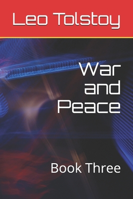 War and Peace: Book Three Cover Image
