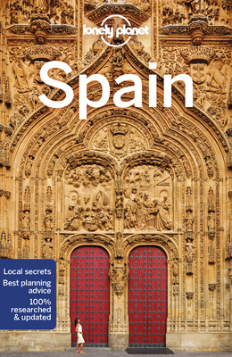 Lonely Planet Spain 13 (Country Guide) Cover Image