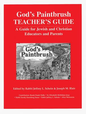 Cover for God's Paintbrush Teacher's Guide