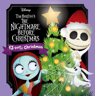 Nightmare Before Christmas 13 Days of Christmas Cover Image