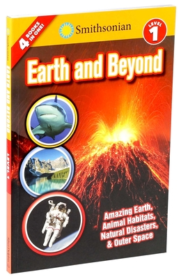Smithsonian Readers Earth and Beyond Level 1 (Smithsonian Leveled Readers)